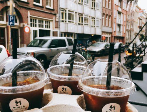 アムステルダムでの食事😋お気に入り編❤️