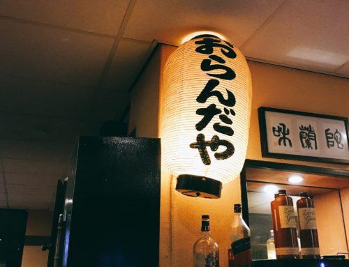 やっぱり私は日本人だったー !!! オランダで食べた、美味しい日本食❤️
